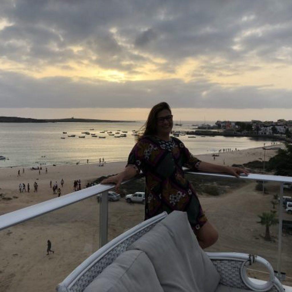 Atrações de Boa Vista no Arquipélago de Cabo Verde Praia de Estoril