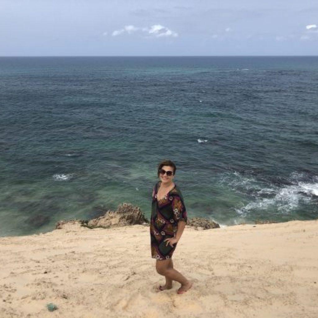 Atrações da Ilha de Boa Vista - Praia de Varandinha