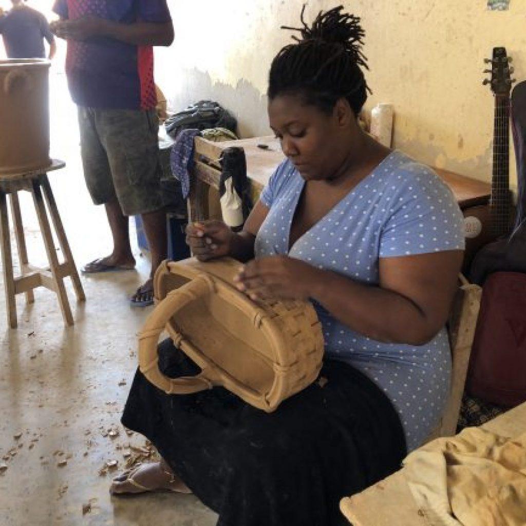 Atrações de Boa Vista no Arquipélago de Cabo Verde - Povoação do Rabil