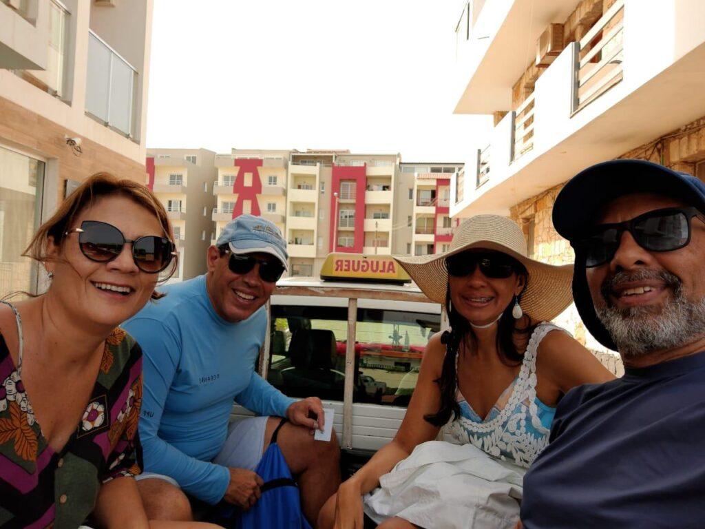 Ilha de Boa Vista em Cabo Verde - Como se locomover