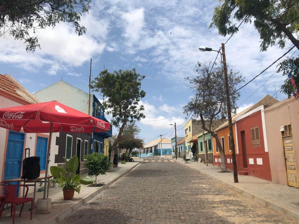 Atrações de Boa Vista no Arquipélago de Cabo Verde -Povoação Fundo das Figueiras