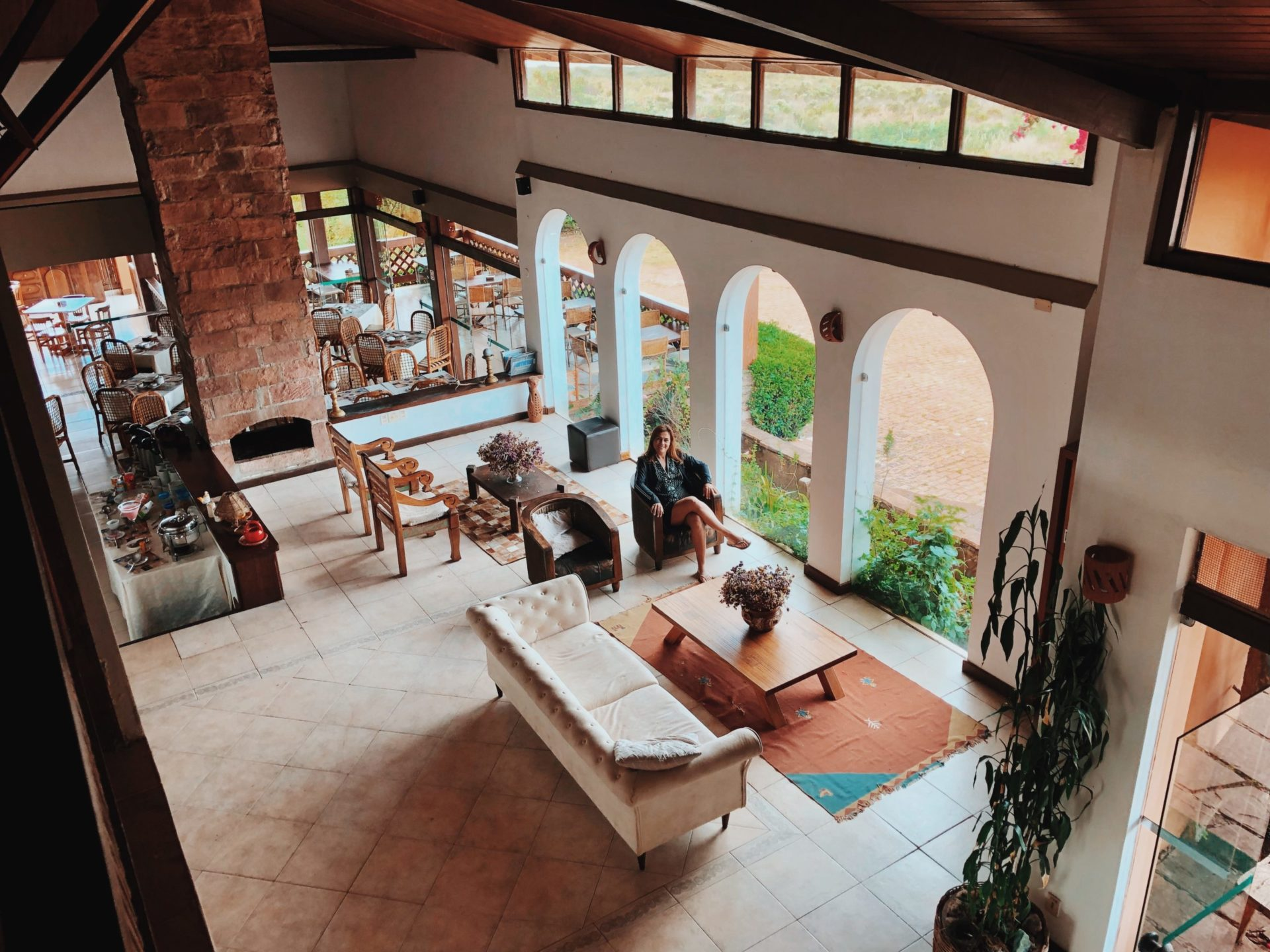 Alpina Hotel: Excelente opção de hospedagem em Mucugê Ba