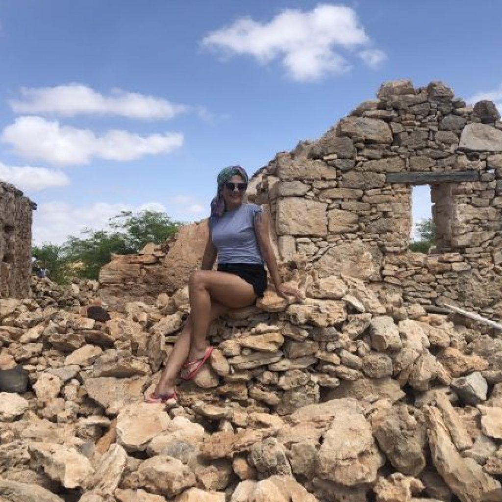 Atrações de Boa Vista no Arquipélago de Cabo Verde - Curral Velho
