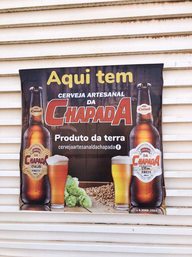 Fábrica de cerveja artesanal da Chapada em Morro do Chapéu Ba
