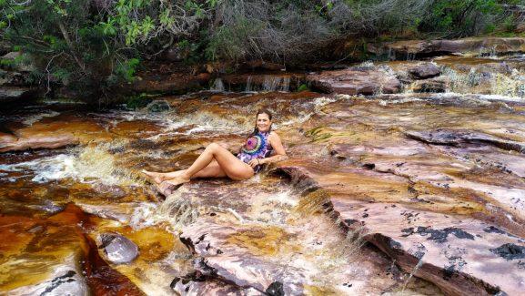 Cachoeira do Tiburtino - Projeto Sempre Viva