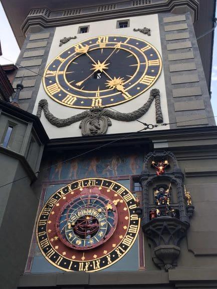 Zytglogge -Torre do relógio Old Town Berna