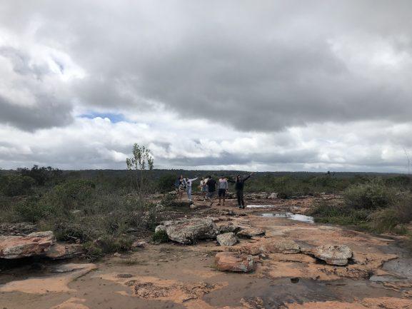 Como chegar a principal Cachoeira de Morro do Chapéu