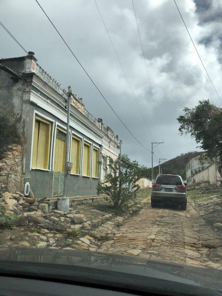 Como chegar a Vila Ventura em Morro do Chapéu