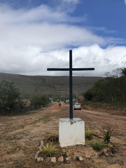 A pequena e linda Vila Ventura em Morro do Chapéu