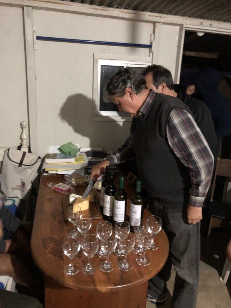 Vinícola Vaz em Morro do Chapéu Bahia