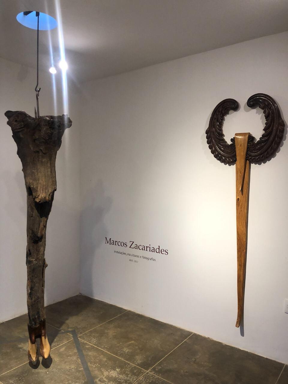 Galeria Arte e Memoria em Igatu ba