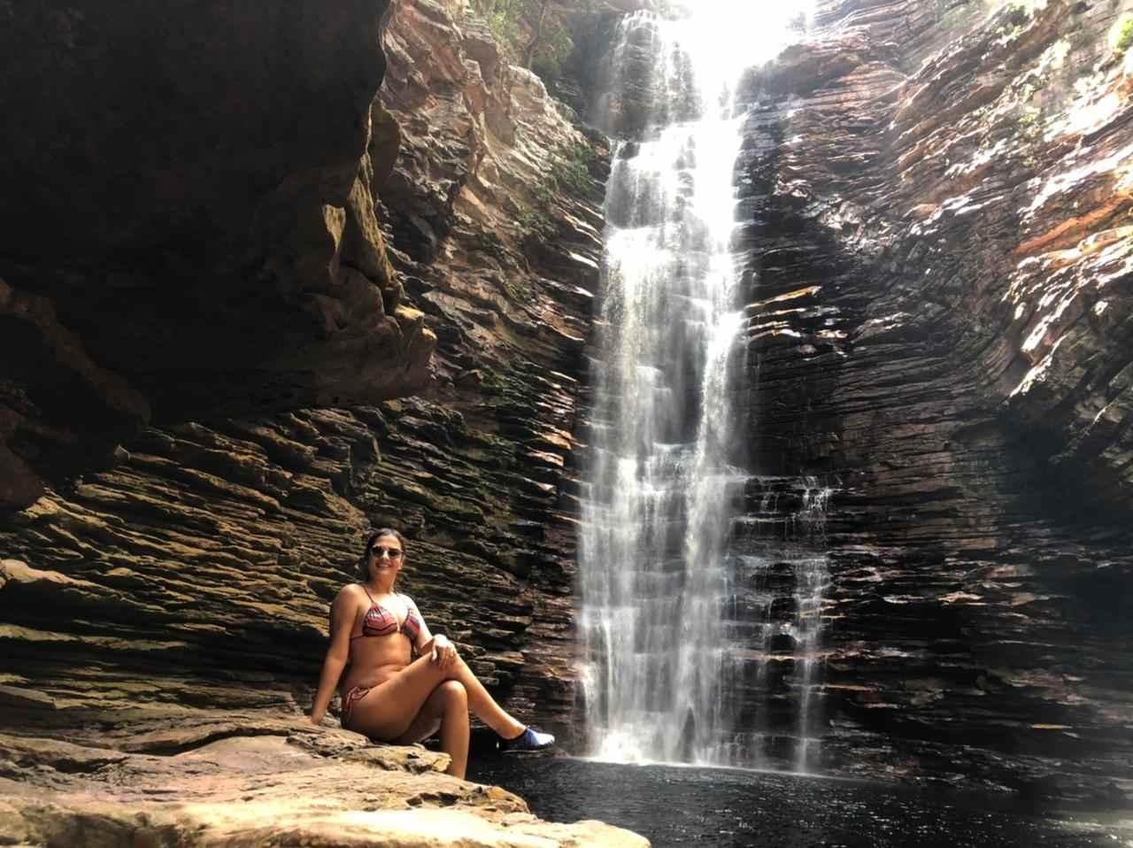 Cachoeira do Buracão, a mais bonita da Chapada Diamantina