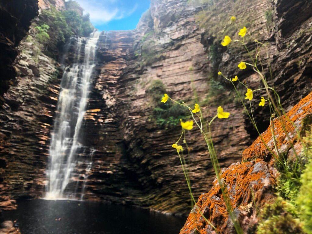 Ibicoara e a Cachoeira do Buracão, na Chapada Diamantina