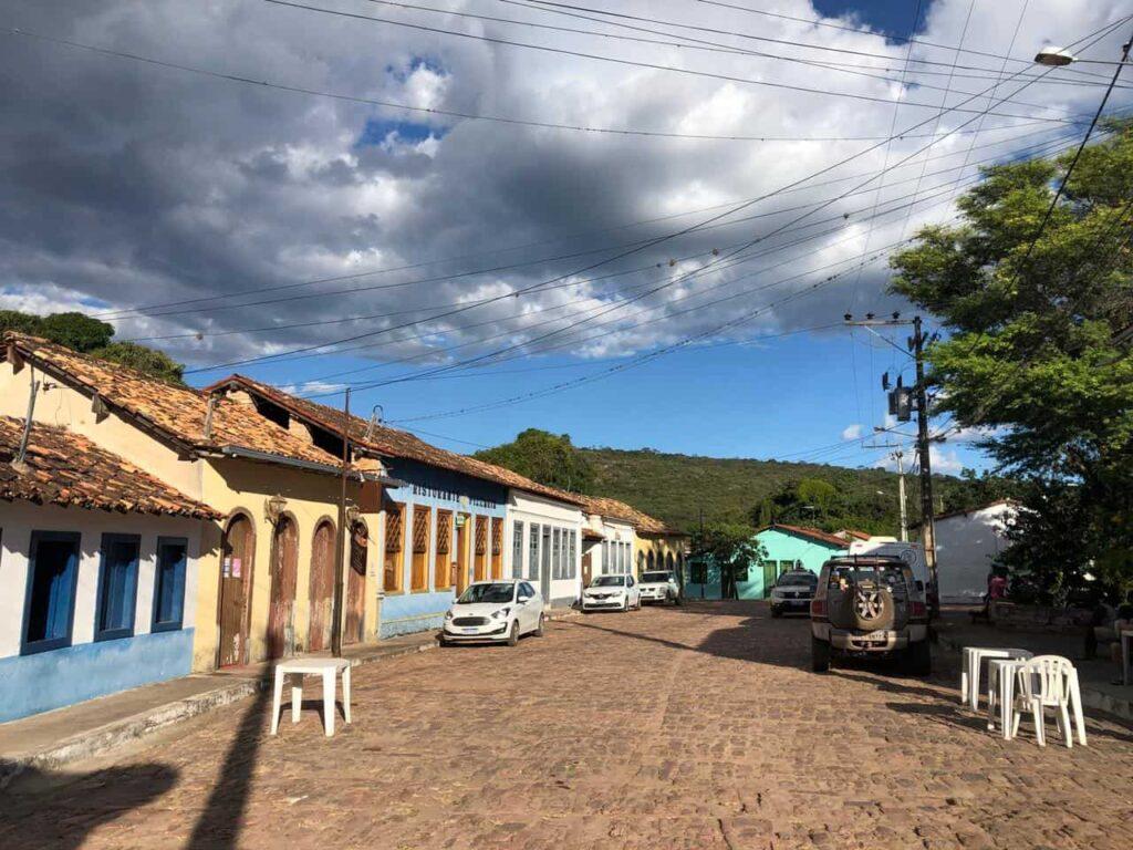 Igatu - Ba A vila de pedra da Chapada Diamantina - Ba