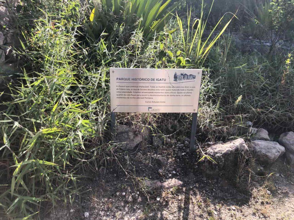 Igatu - Ba A vila de pedra da Chapada Diamantina - Ba - Parque Histórico