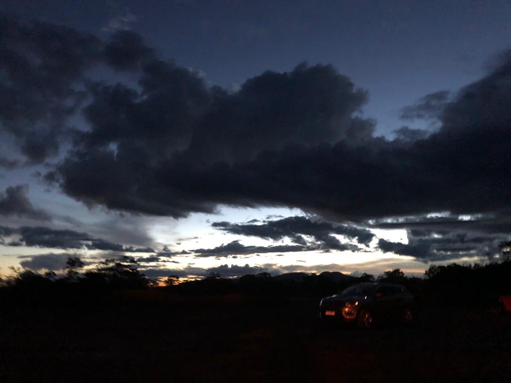 Atrações de Mucugê Ba - Por do Sol na Serra do Capa Bode