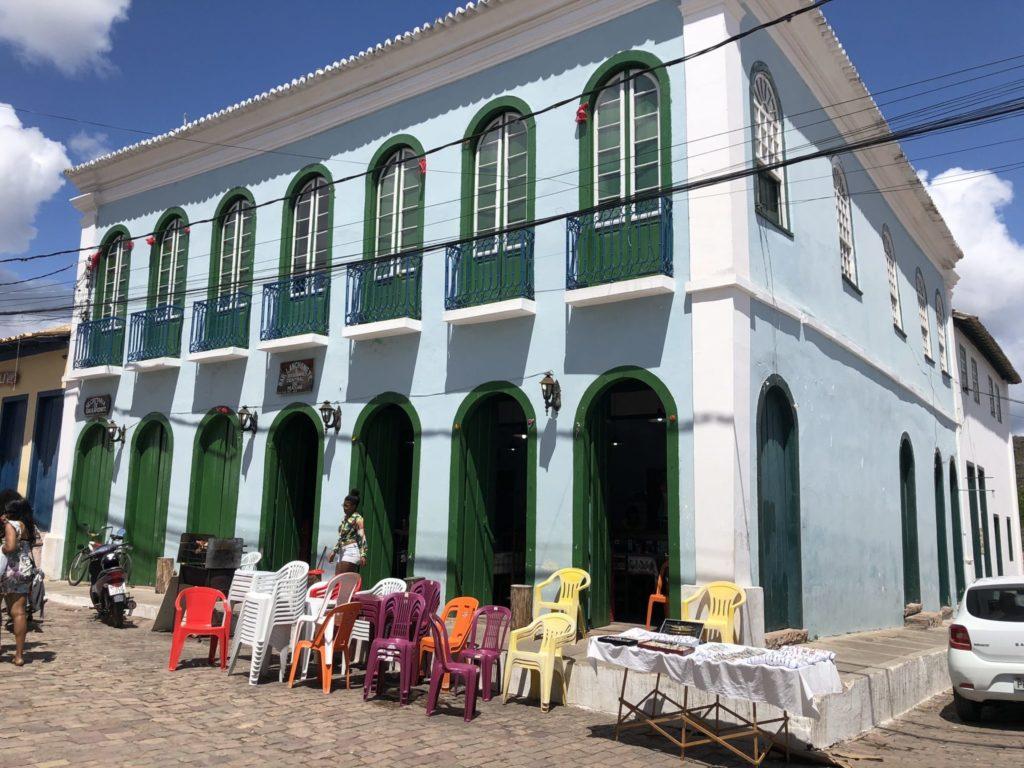 Casario Colonial em Mucugê Ba