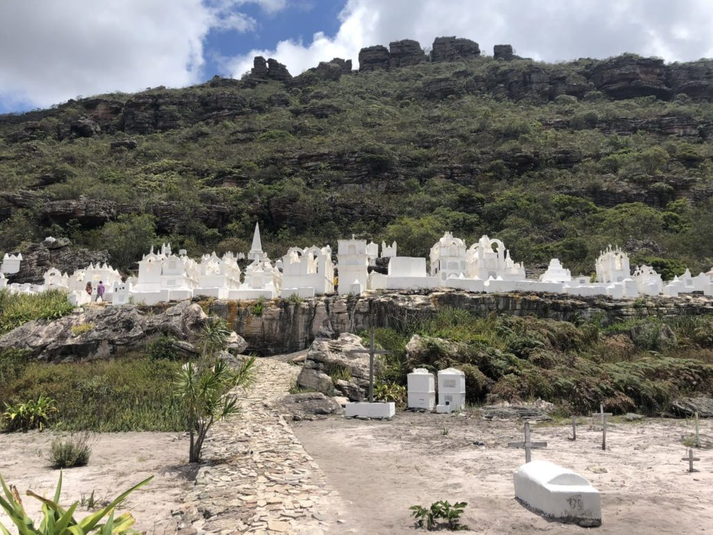 Cemitério Bizantino em Mucugê