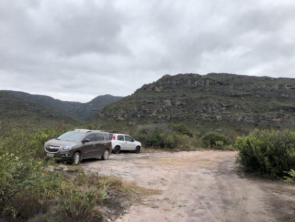 Trilha da Cachoeira das Andorinhas, Funil e Sete Quedas em Mucugê Ba