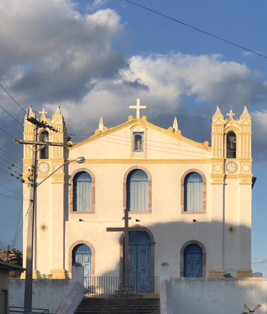 Igreja de Mucugê Bahia