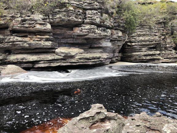 Roteiro da Cachoeira das Andorinhas, Funil e Sete Quedas em Mucugê Ba