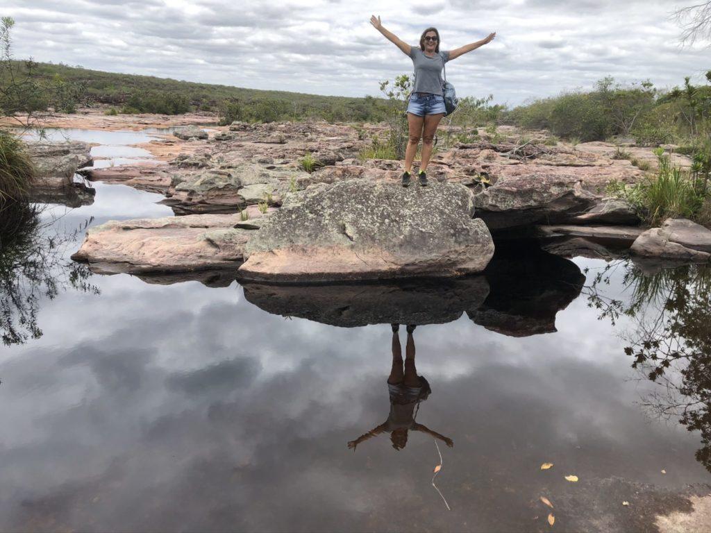 Trilha da Cachoeira do Buracão - Poço Manso