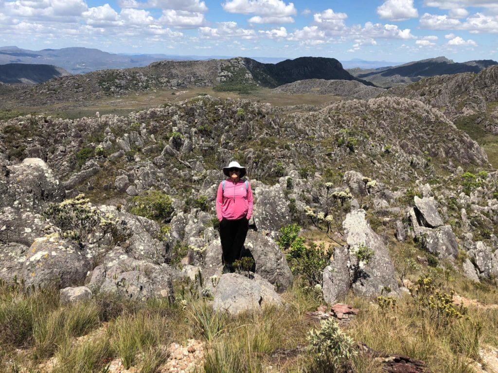 O Pico das Almas é o terceiro mais alto da Bahia e está localizado na Chapada Diamantina em Rio de Contas