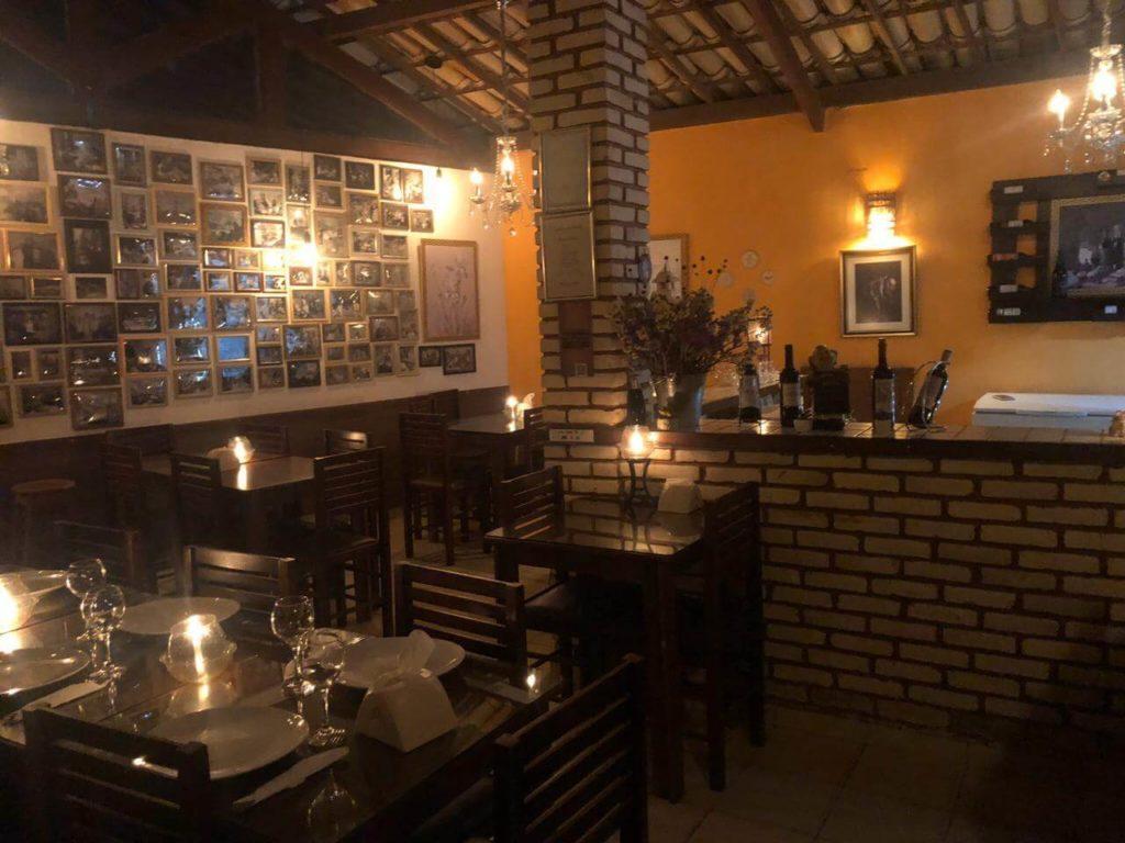 Restaurante Esquina do Sabor em Rio de Contas