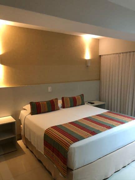 O Hotel Girassol Plaza tem 07 opções de acomodações para atender a todos os clientes