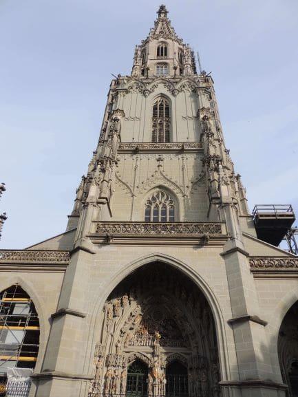 Catedral de Berna - O mais alto edifício religioso da Suíça