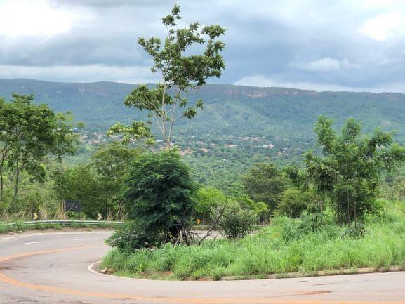 Como chegar as Cachoeira da Roncadeira e Escorrega Macaco - Acesso facil, 38 km para TO 030