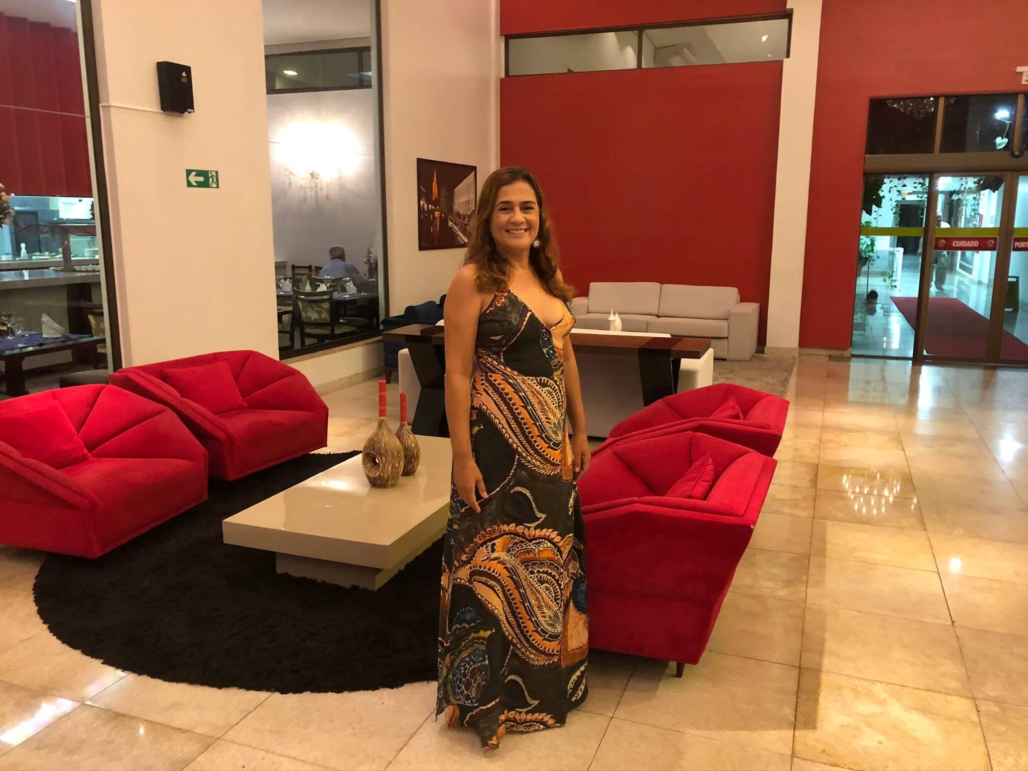 Hotel Girassol Plaza: localização privilegiada em Palmas