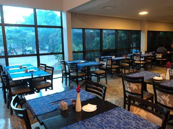Restaurante Palazzo - Cardápio bem variado e com um excelente custo benefício