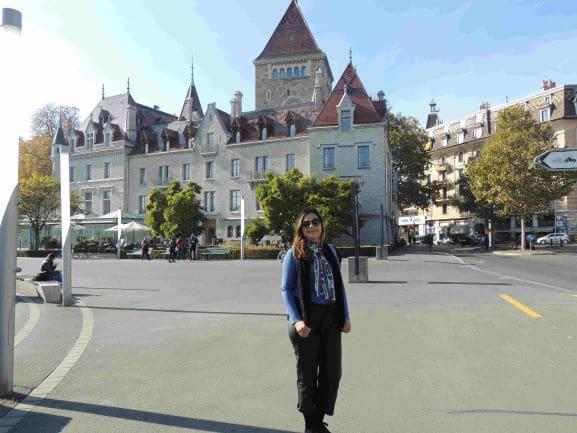 Um pouco mais sobre Lausanne cuja história remonta ao século romano.