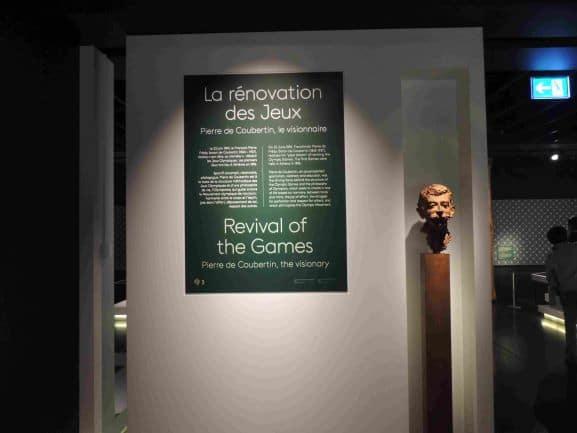 A História do Museu Olímpico de Lausanne - Construído em 1990, preserva a história dos Jogos Olímpicos