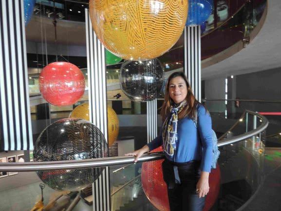 Museu Olímpico de Lausanne -Uma emoção conhecer a História dos Jogos Olímpicos