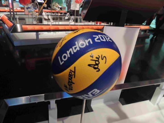 Bola da Final dos Jogos Olímpicos de Londres 2012