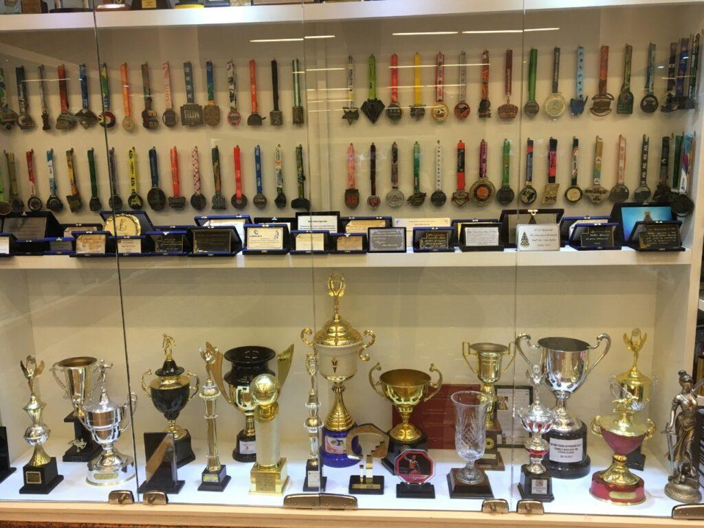 Sala das promessas - um dos pontos mais visitados pelos romeiros no Santuário de Aparecida - SP