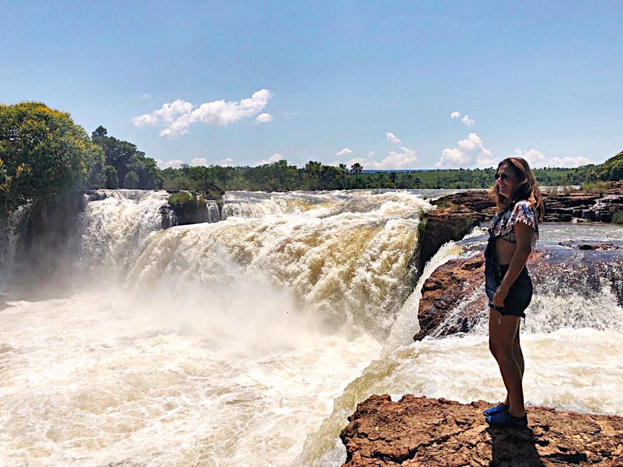 Cachoeira da Velha no Jalapão: Um grande espetáculo