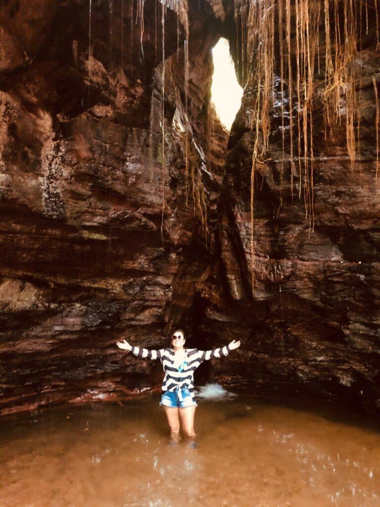Cânion de Sussuapara - Uma belíssima surpresa no Jalapão e a cascata dos desejos