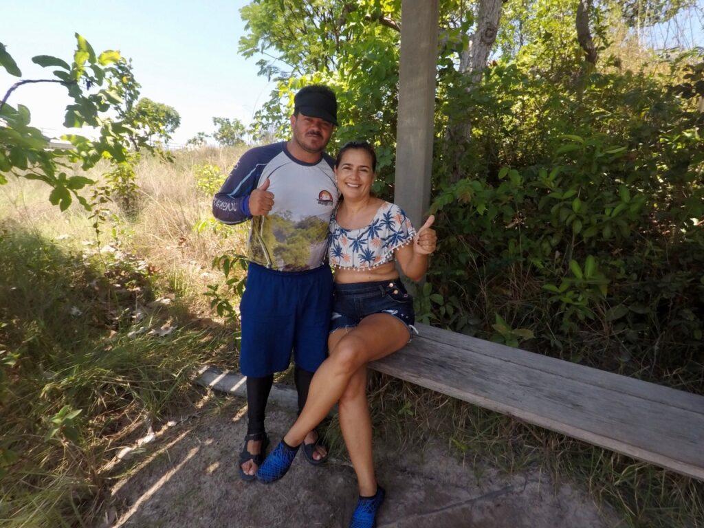 Rafting na Cachoeira da Velha - Nosso guia
