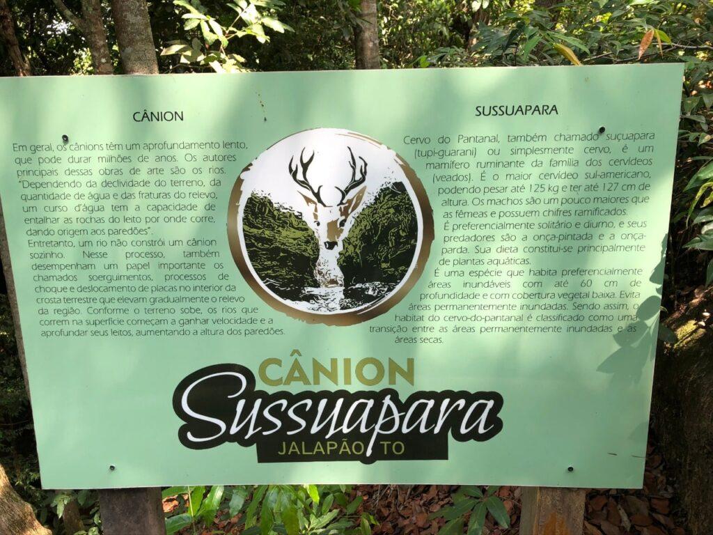 Cânion Sussuapara - Uma belíssima surpresa no Jalapão TO