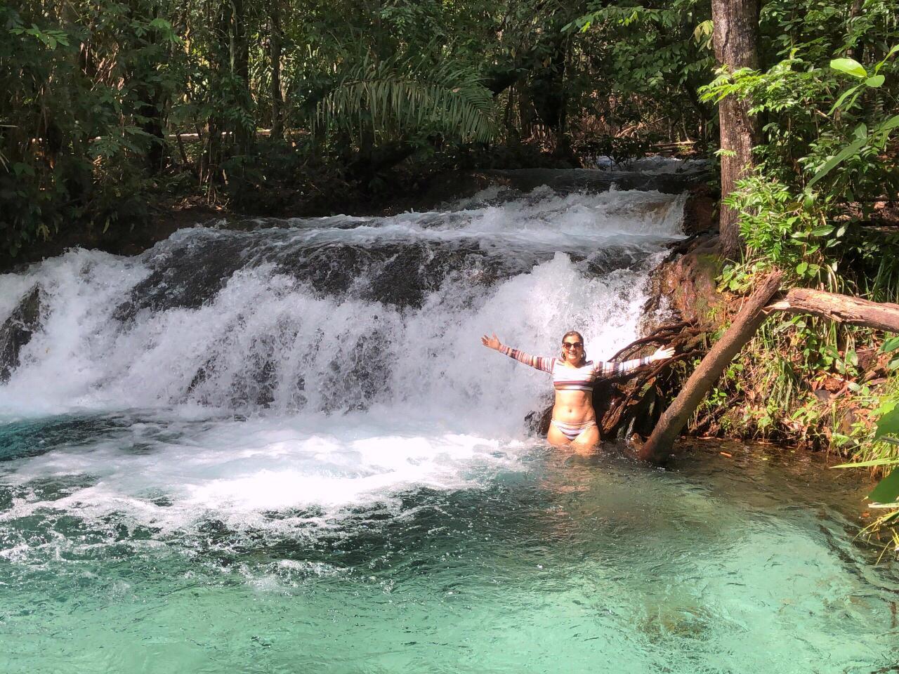 Cachoeira do Formiga: A mais bela do Jalapão