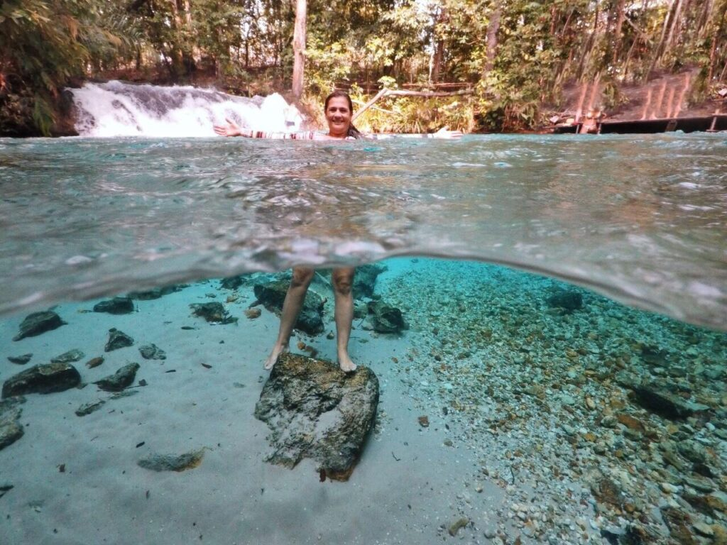 A Cachoeira do Formiga – Paraíso fascinante de águas azuis esmeralda