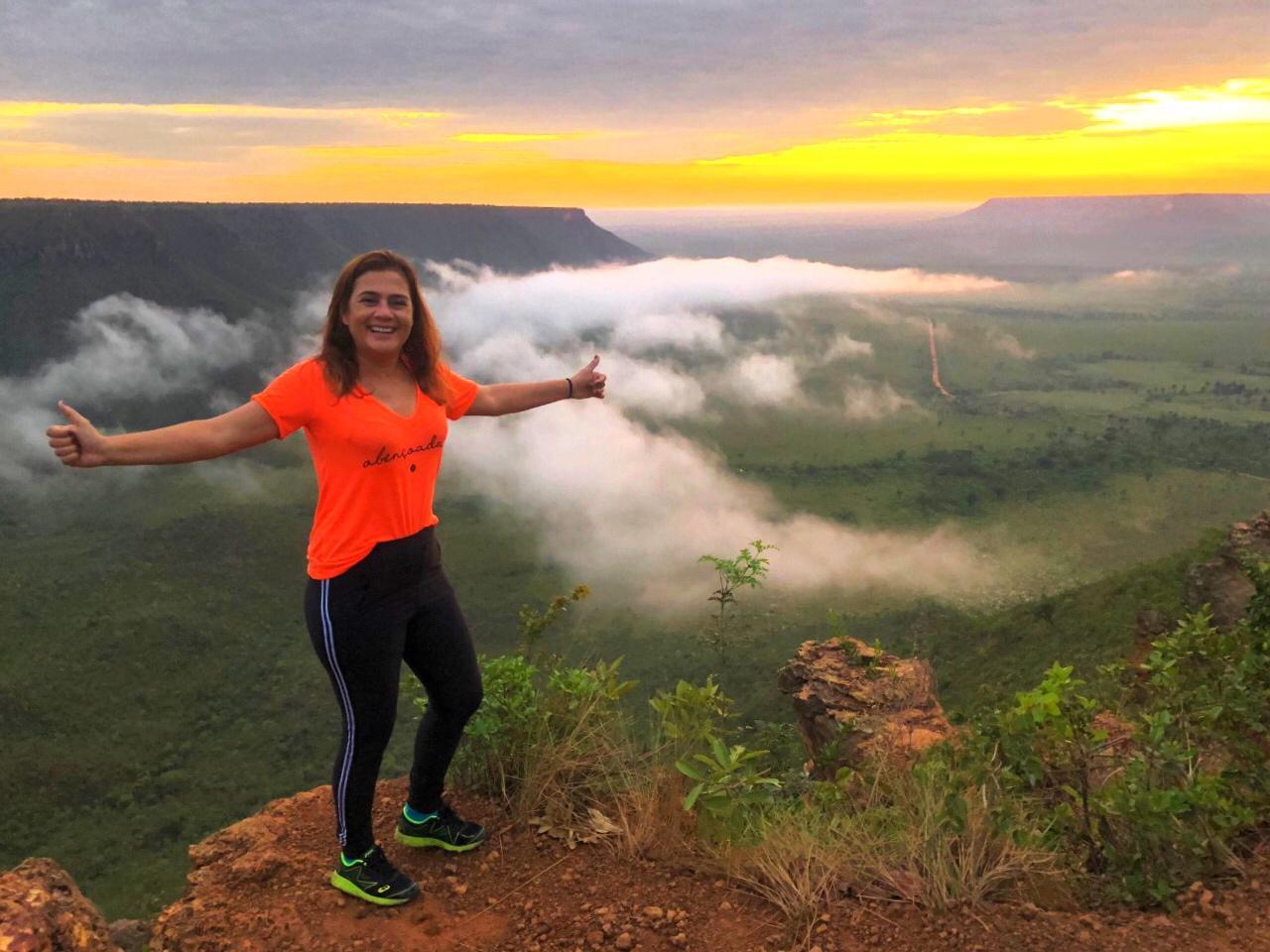 Serra do Espírito Santo Jalapão: Nascer do sol
