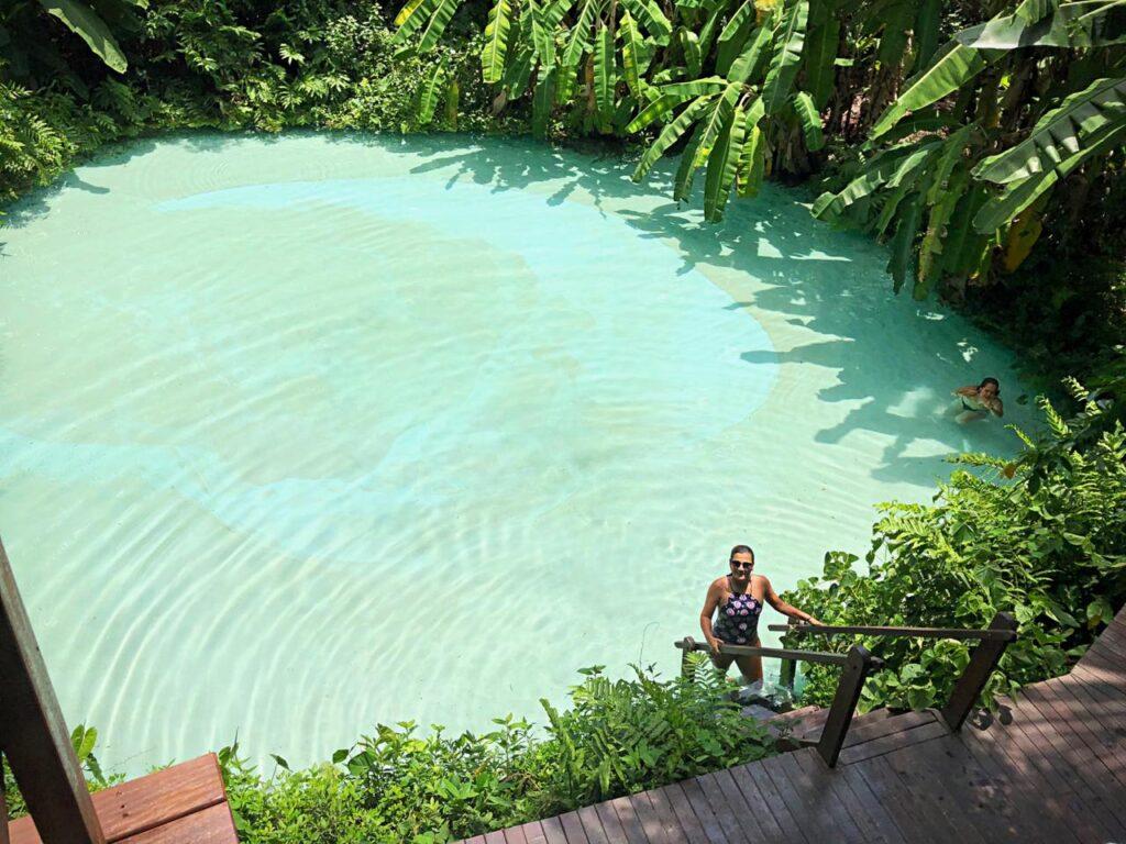 Fervedouro Bela Vista - O mais belo do Jalapão TO