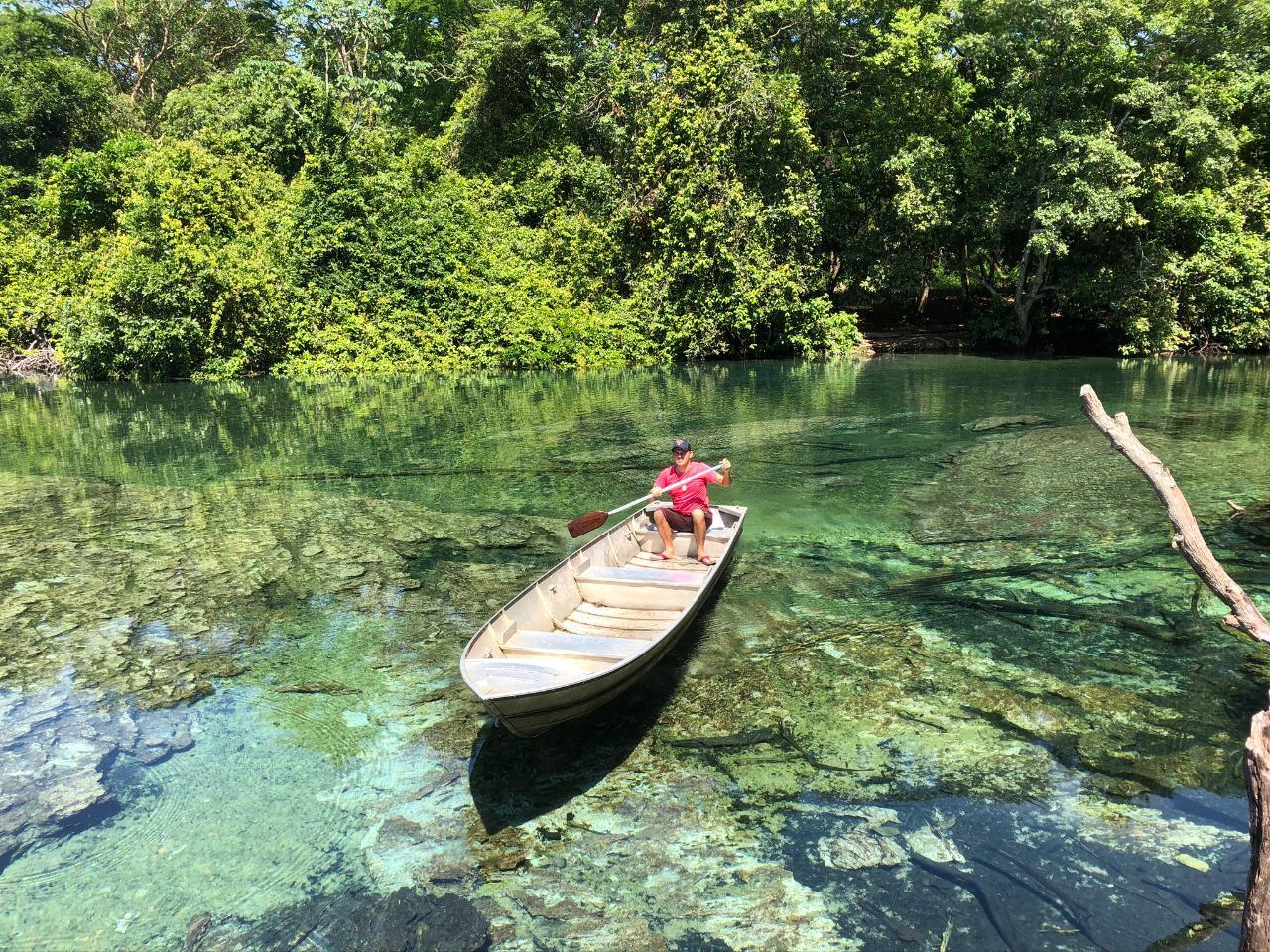 Jalapão: Lagoa do Japonês