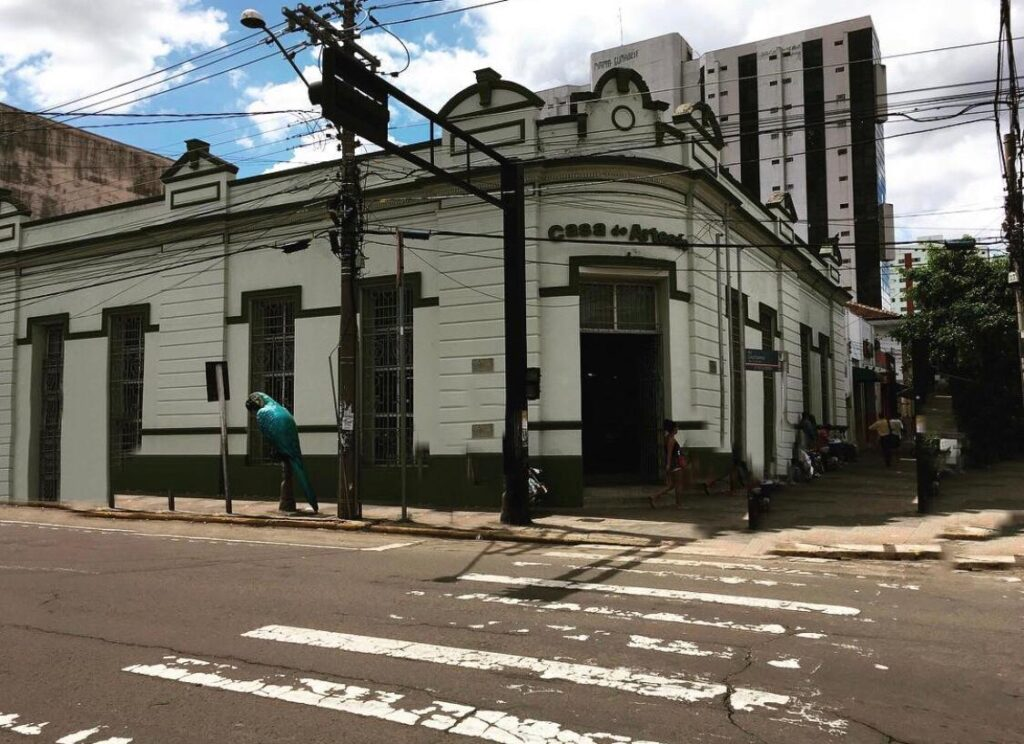 Casa do artesão em Campo Grande MS
