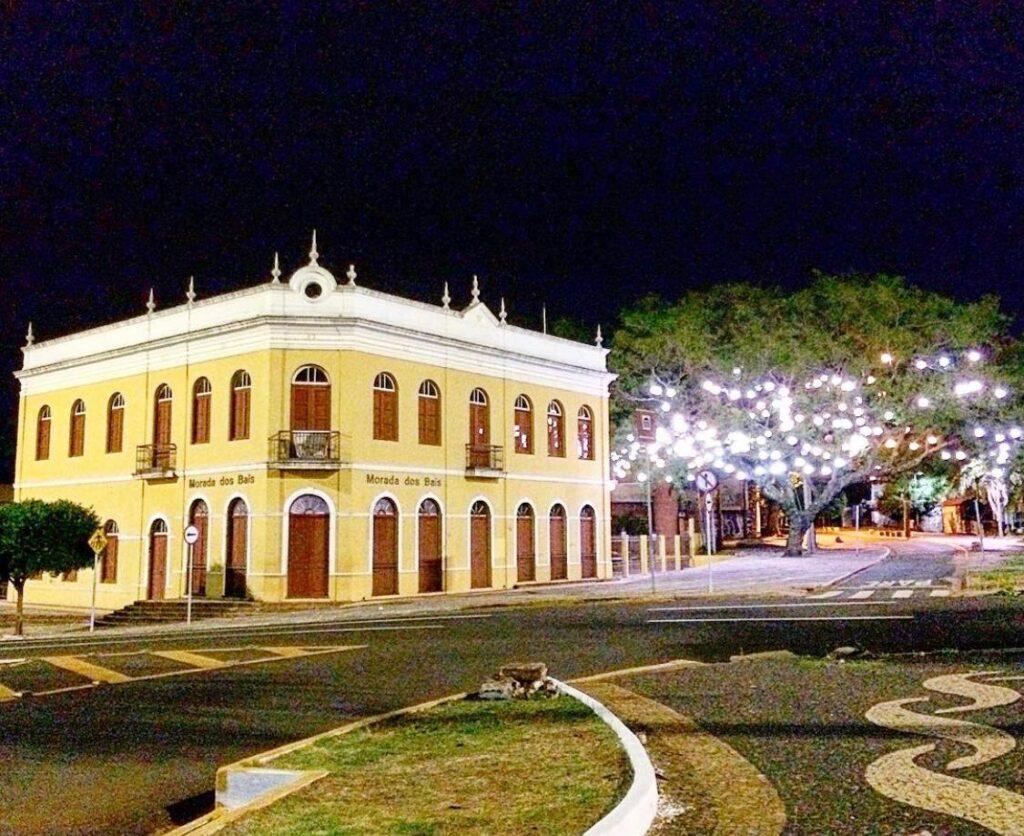 Casa dos Baís em Campo Grande MS