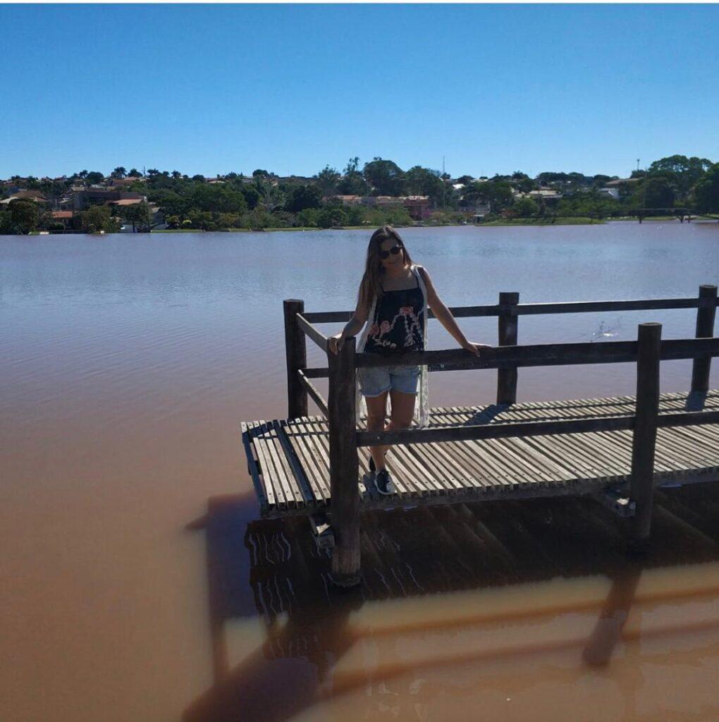 Parque das Nações Indígenas - Lago em Campo Grande MS